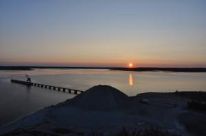 Solnedgång Furillen