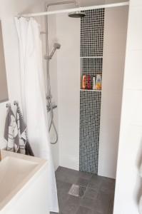 Lill badrummet - dusch